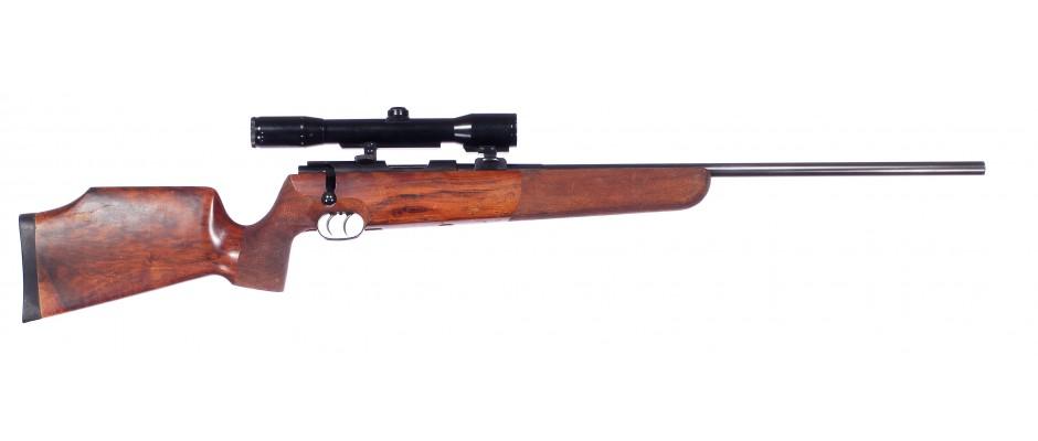 Kulovnice jednoranová Walther KJS 22 Hornet