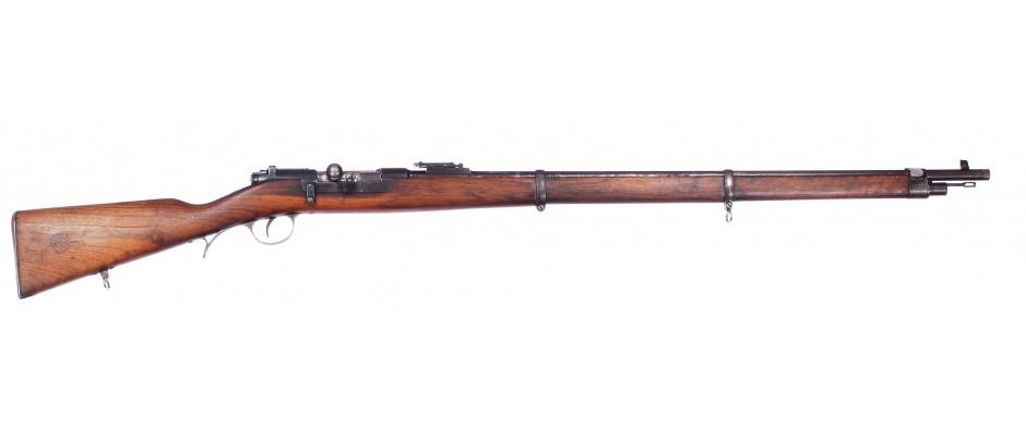 Puška opakovací Steyr Kropatschek M 1886 8x60 R