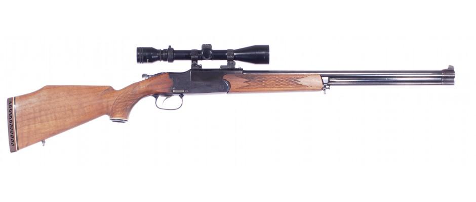 Kulobrok Voere BBF 12/70 + 5,6 x 50 R Magnum