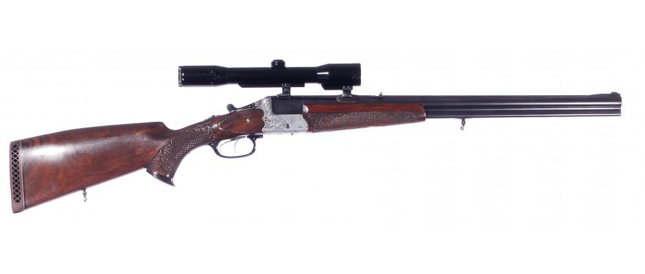 Kulobrok Heym model 59N 7x65R + 16/70 + br. hlavně 16/70