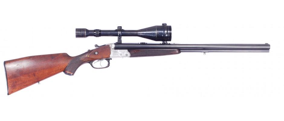Troják Krieghoff Trumpf 7x57 R + 16/70