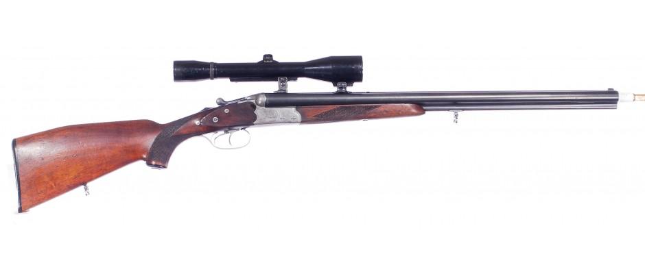 Troják Sauer&Sohn model 3000 16/70 + 7/57R + vl. hl. 22 WMR