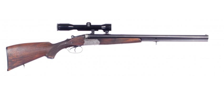 Troják Fortuna model 30 7x57R + 16/70
