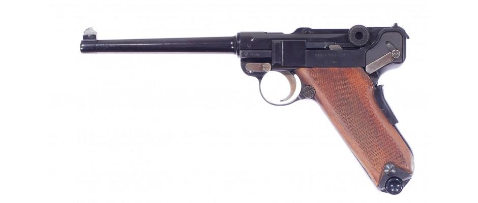 Pistole Mauser Parabellum 7,65 mm Luger