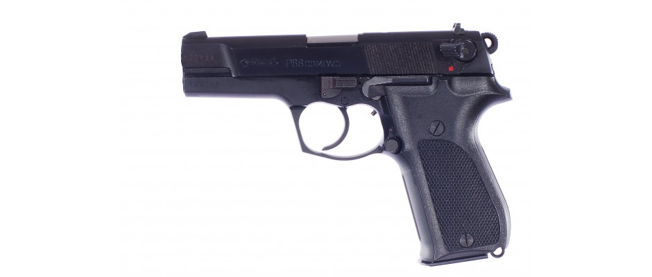 Pistole Walther P88 Compact 9 mm Luger