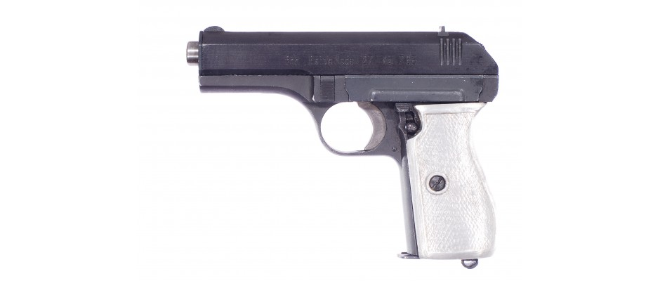 Pistole ČZ vz.27 7,65 mm Browning