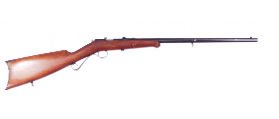 Malorážka jednoranová Winchester 1904 22LR + 22 Short