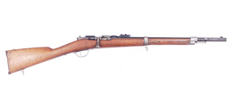Puška jednoranová Chassepot 1866-74 11x59,5R Kat.D!