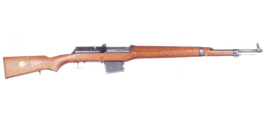 Puška samonabíjecí AG m/42b Ljungmann 6,5x55 SE