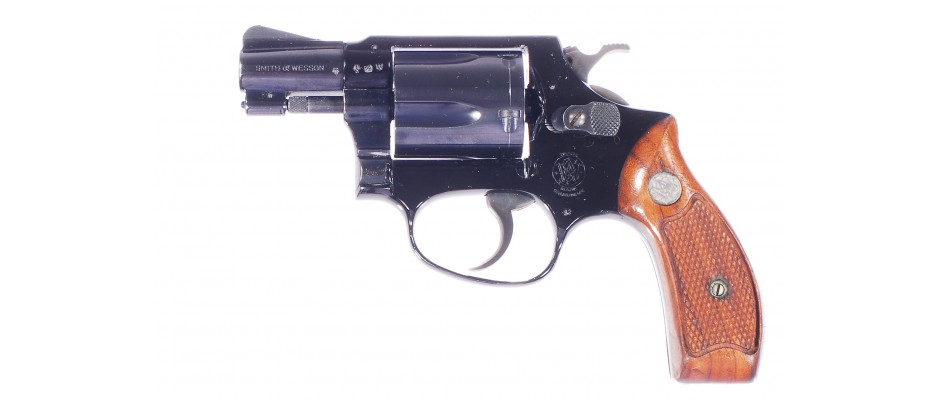Revolver Smith&Wesson model 37 Airweight 38 Special
