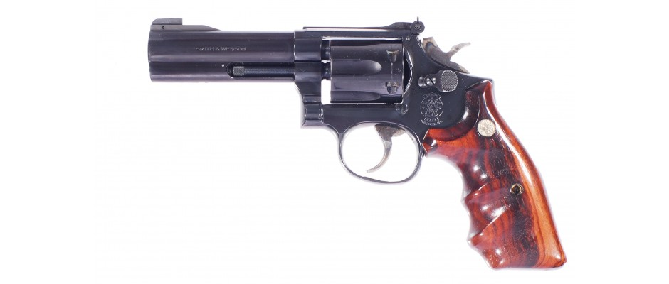 Revolver Smith&Wesson Model 17-6 22 LR