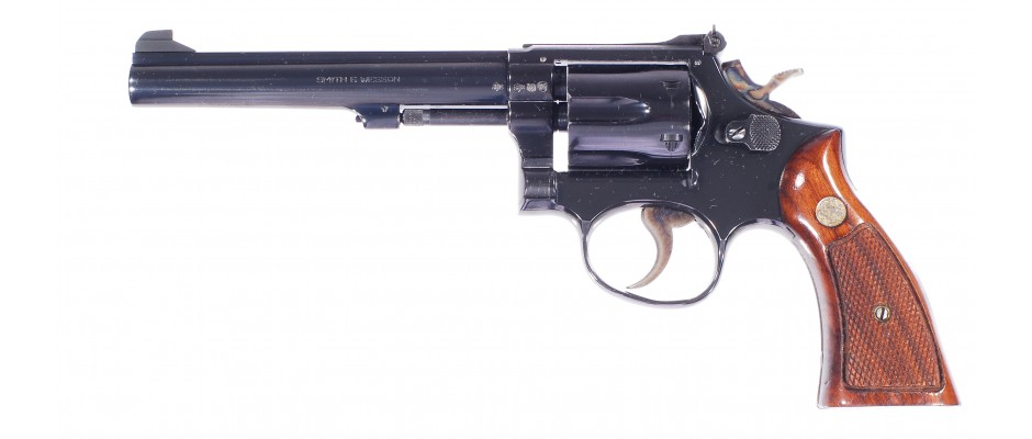 Revolver Smith&Wesson Model 48-2 22 WMR