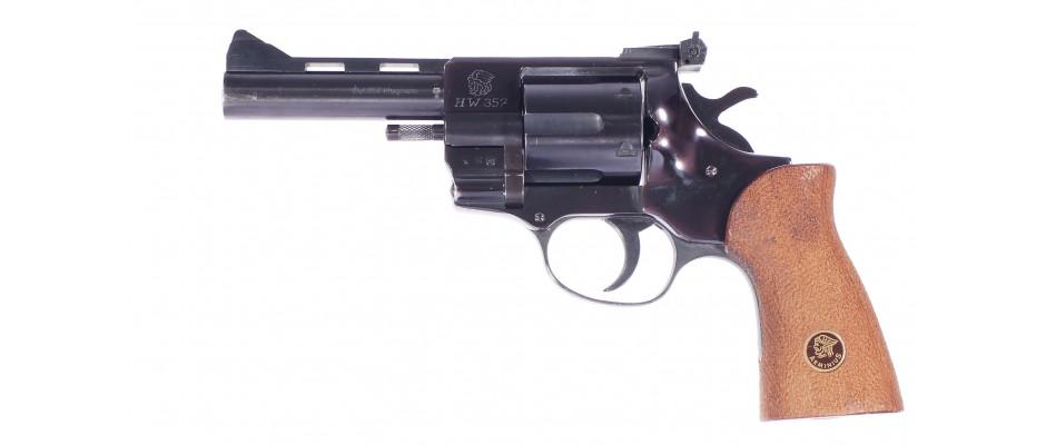 Revolver Arminius HW 357 357 Magnum