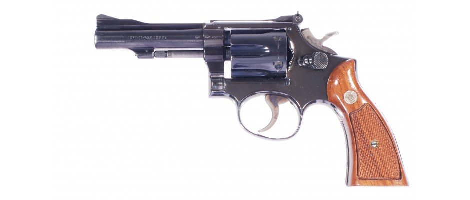 Revolver Smith&Wesson Model 48-3 22 LR