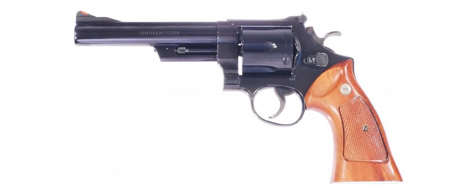 Revolver Smith&Wesson model 57 41 Magnum