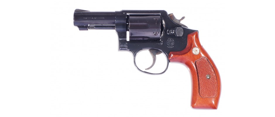 Revolver Smith&Wesson Model 547 9 mm Luger