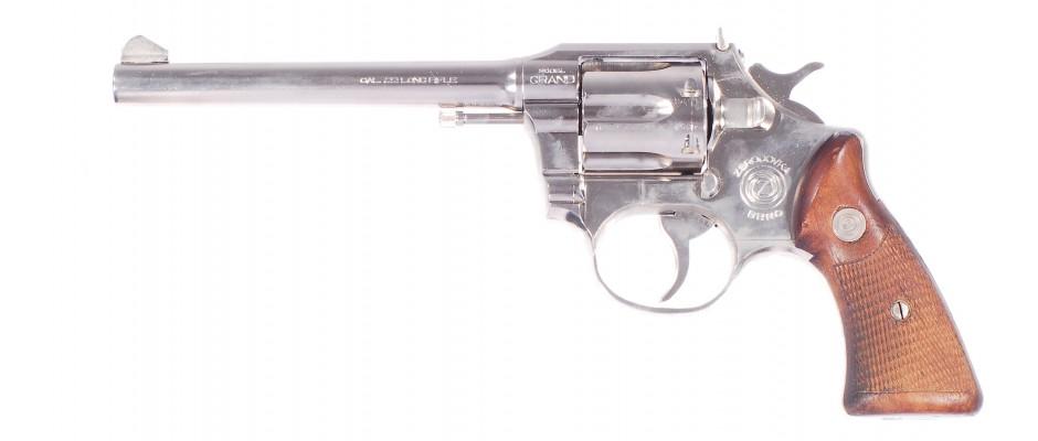 Revolver Grand ZKR-590 22 LR