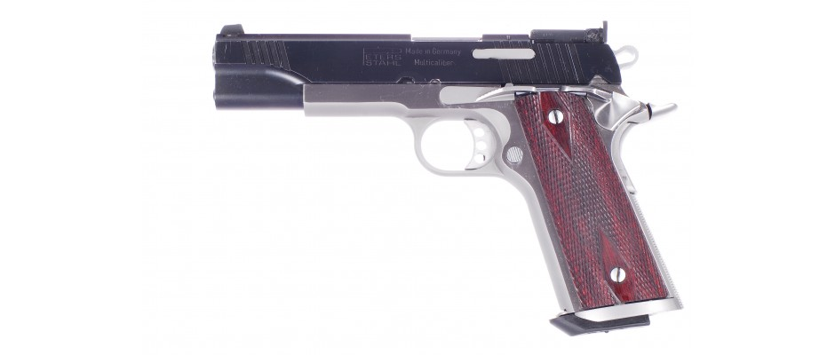 Pistole Peters Stahl Multicaliber 10 mm Auto