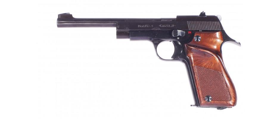 Pistole Unique model D.4 22 LR