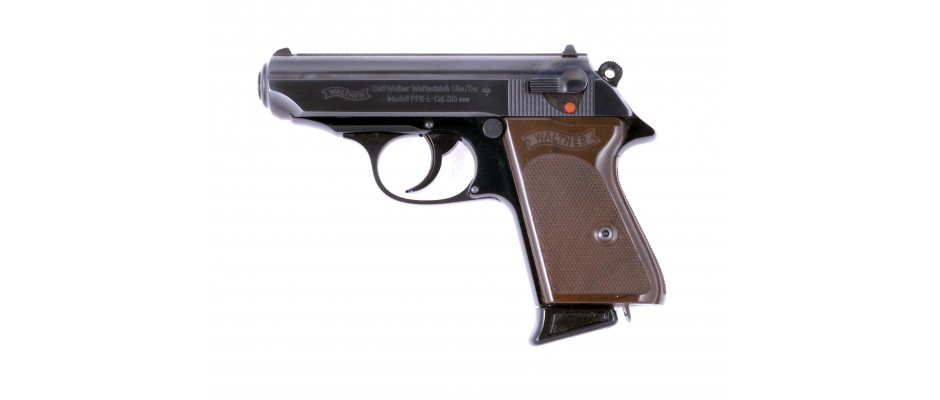 Pistole Walther PPK-L 7,65 Br