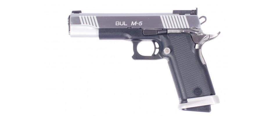 Pistole Bul M5 Custom 45 ACP