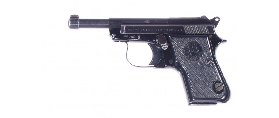 Pistole Beretta 950 B 22 Short