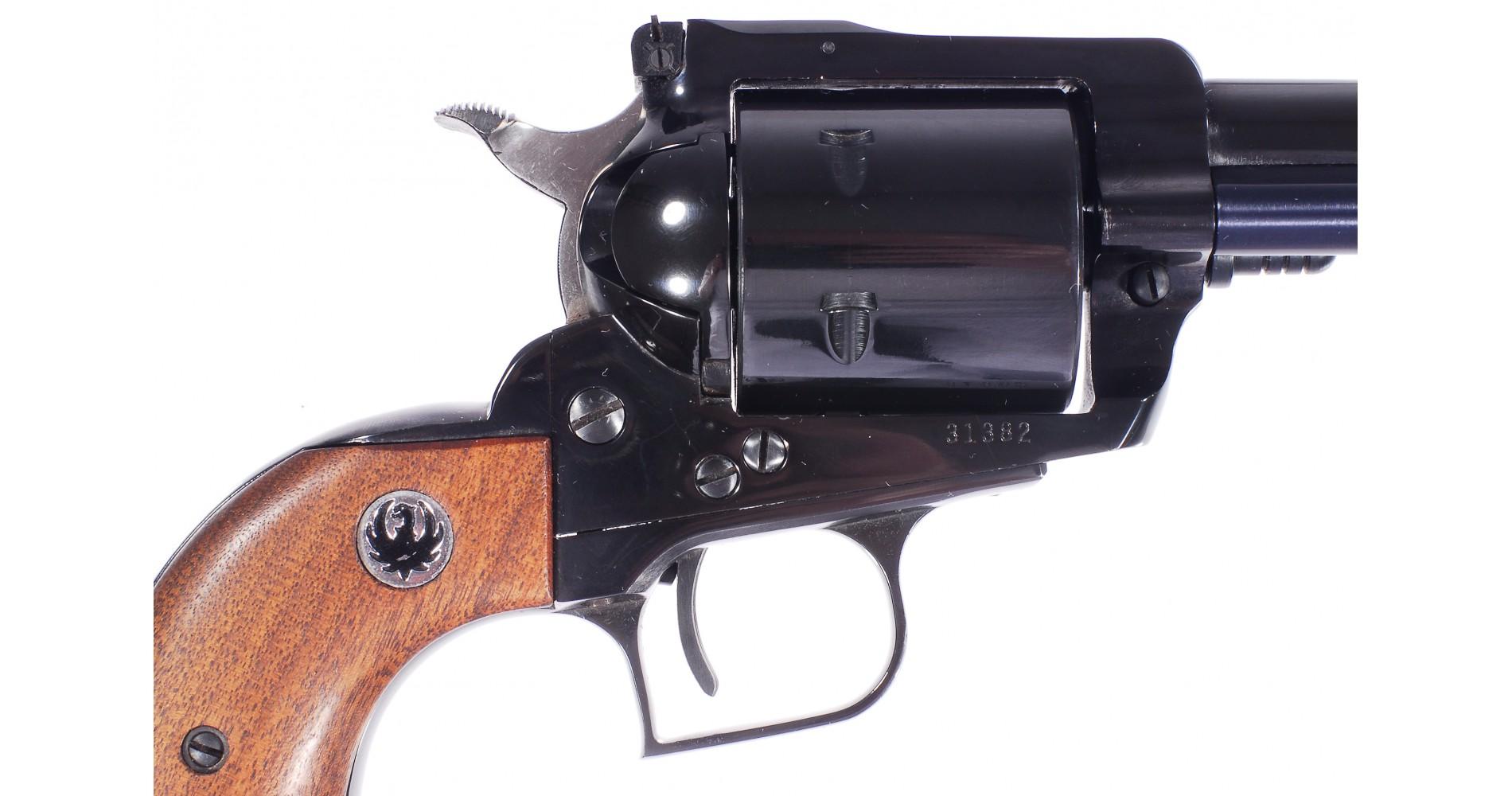 Revolver Ruger Old Model Super Blackhawk 44 Magnum - č ...