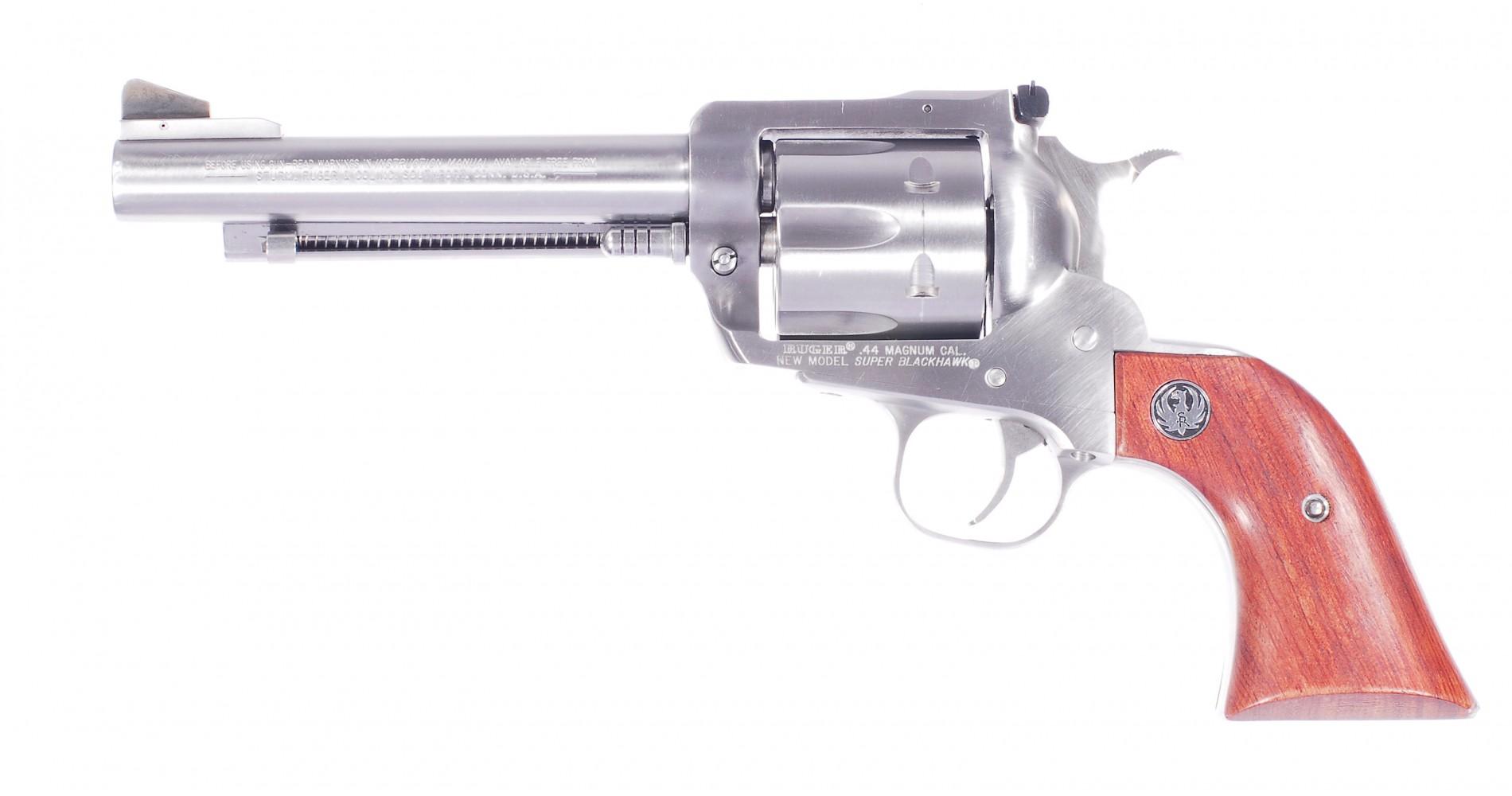 Revolver Ruger New Model Super Blackhawk 44 Magnum - č ...