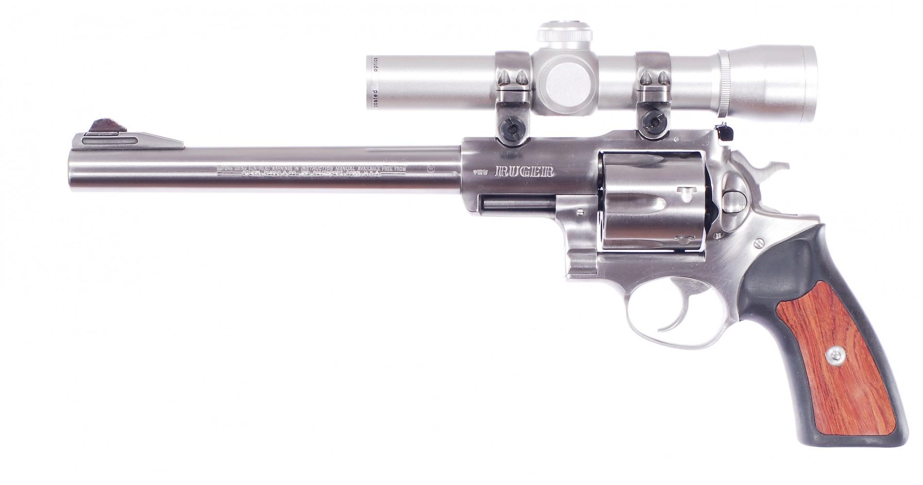 Revolver Ruger Super Redhawk 44 Magnum - č. 2631 | prodej ...