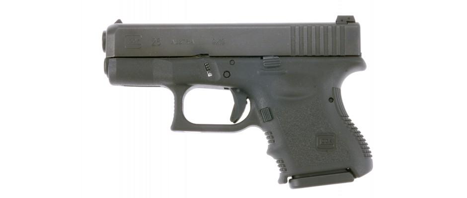 Pistole Glock 26 9 mm Luger
