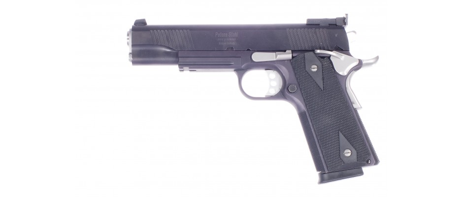 Pistole Peters Stahl 45 ACP