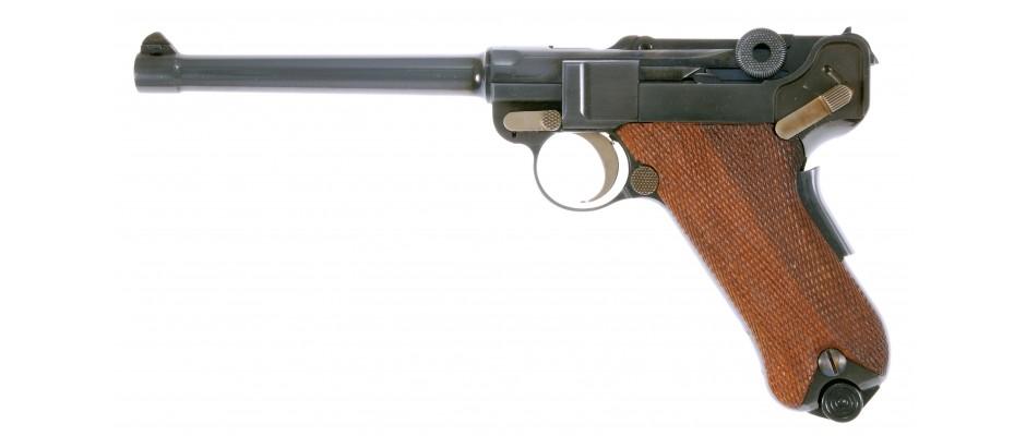 Pistole Mauser Parabellum 9 mm Luger
