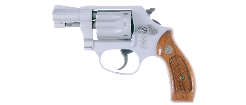 Revolver Smith&Wesson Model 317 22 LR