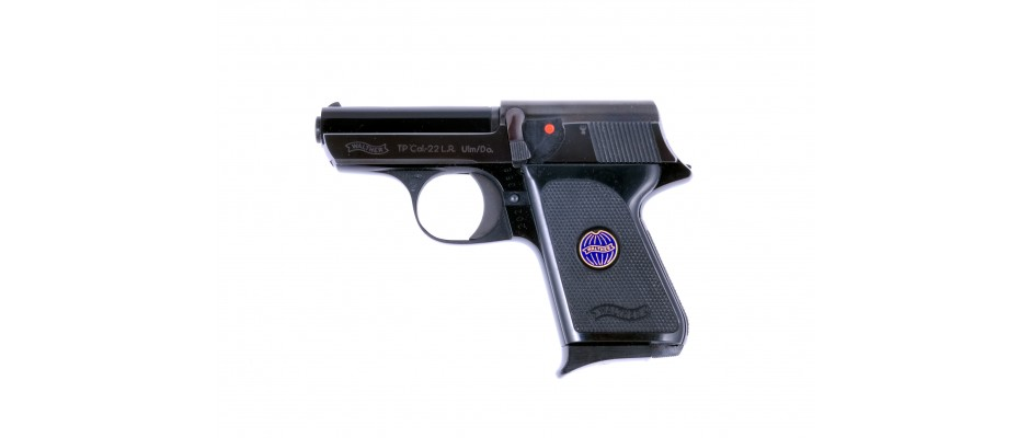 pistole Walther TP 7,65 mm Br