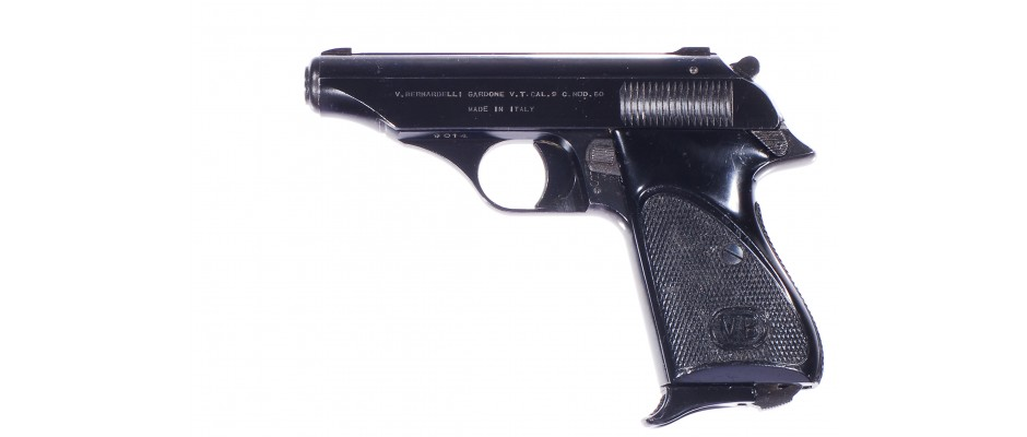 Pistole Bernardelli model 60 9 mm Br.