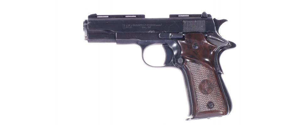Pistole Llama Especial 22 LR