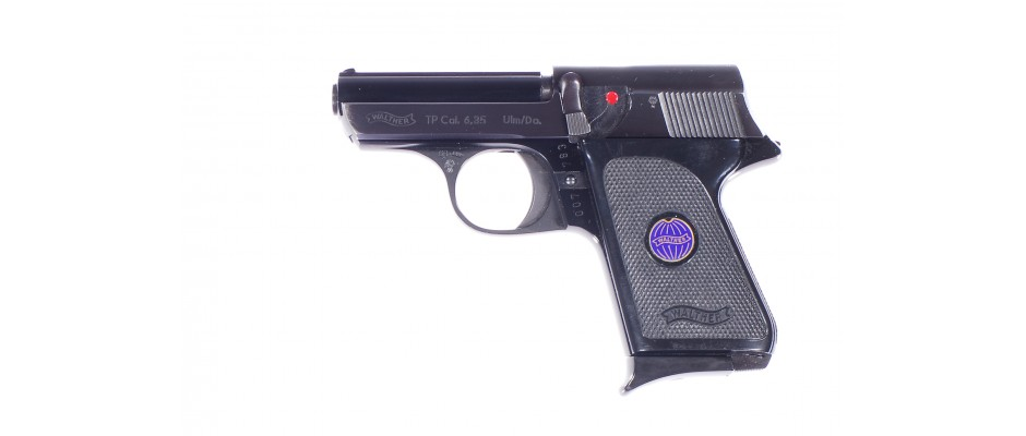 Pistole Walther TP 6,35 mm