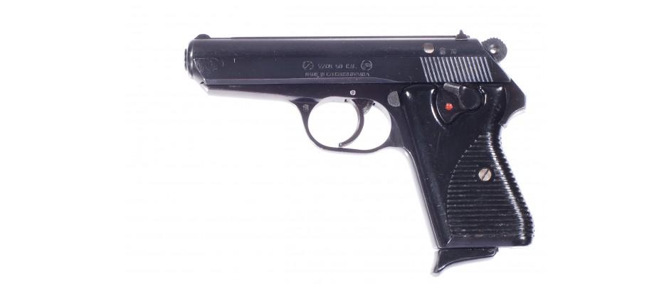 Pistole ČZ vz. 50 7,65 mm Br.