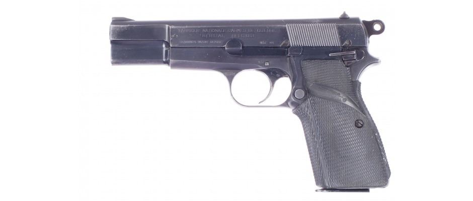 Pistole FN HP 9 mm Luger