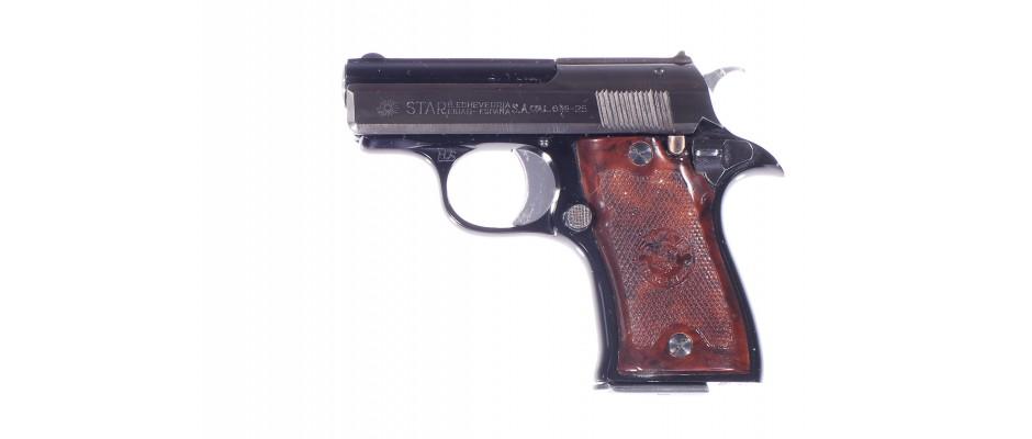 Pistole Star Starlet 6,35 mm Br.