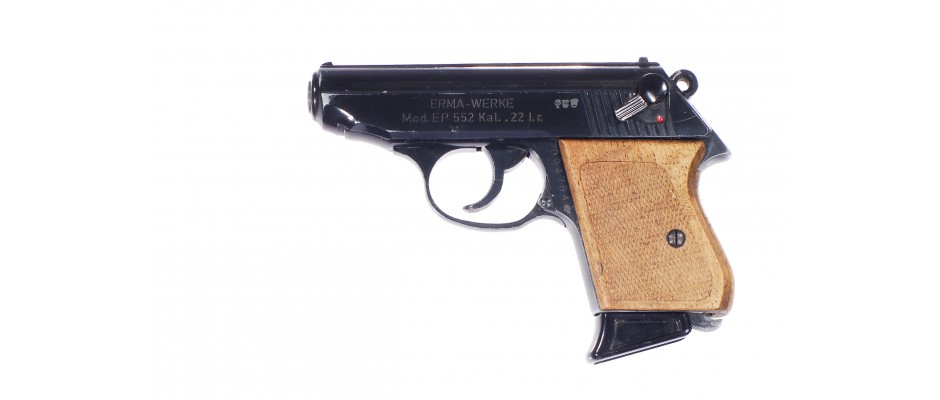 Pistole Erma EP 552 22 LR