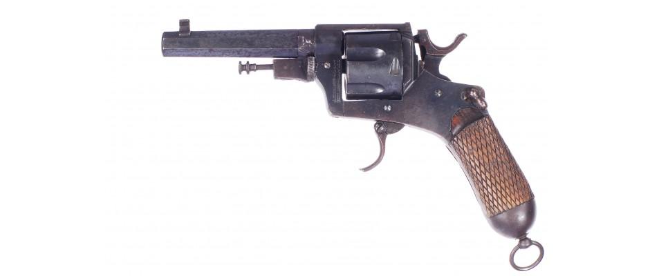 Revolver Bodeo M1889 10,4 mm italský služební