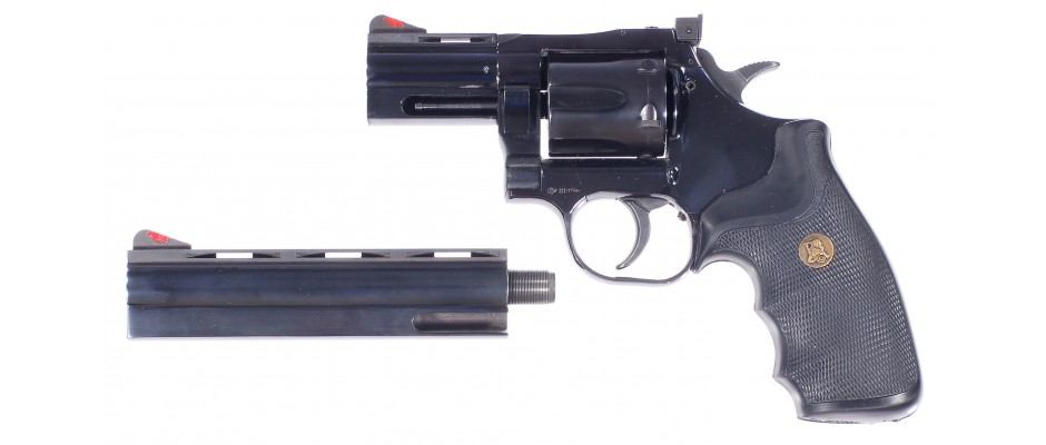 Revolver Dan Wesson model 15-2 357 Magnum