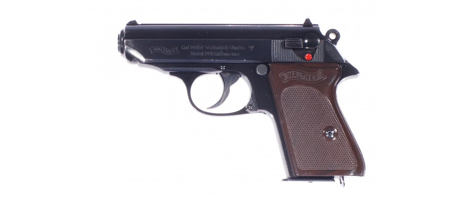 Pistole Walther PPK 9 mm Br