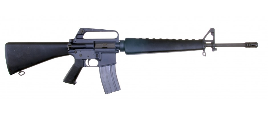 Puška samočinná Colt M16A1 5,56 mm NATO