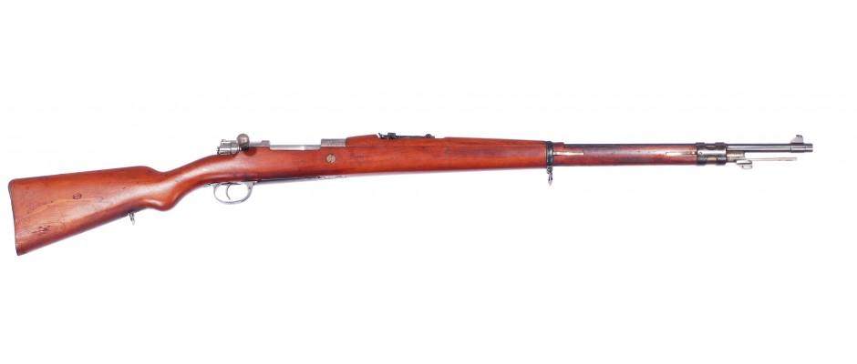Puška opakovací DWM Mauser Modelo Argentino 1909 7,65 x 54 mm Mauser