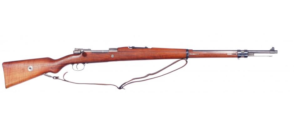 Puška opakovací DWM Mauser 1908 Brazílie 7x57 mm