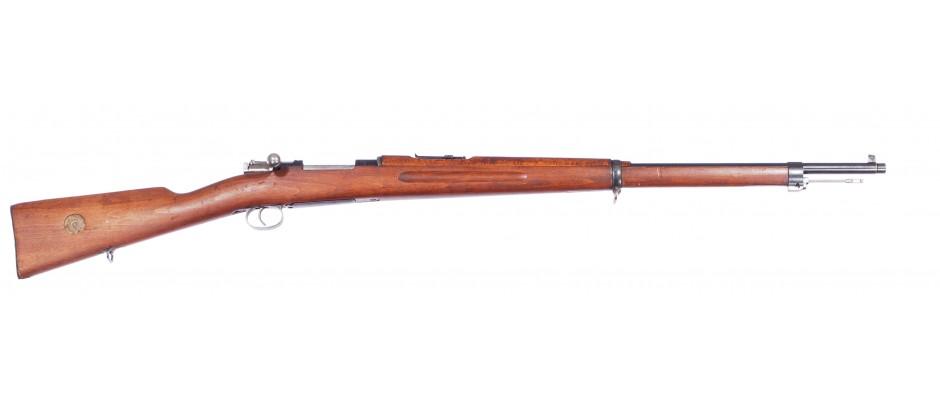 Puška opakovací Gevär m/1896 6,5x55 SE