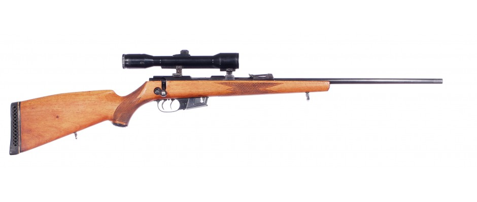 Kulovnice opakovací Walther KKJ 22 Hornet