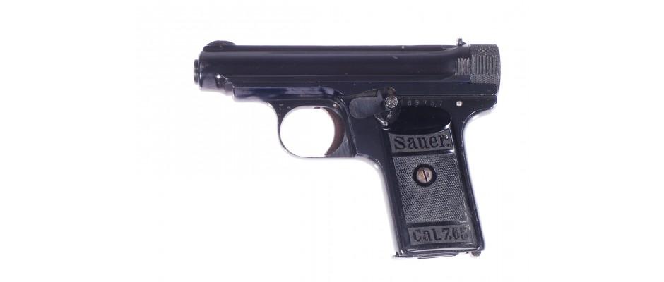 Pistole Sauer&Sohn mod. 1926 7,65 mm Br